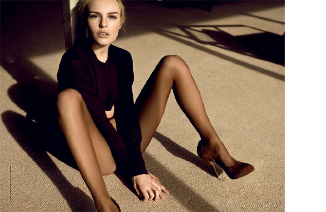 Kate Bosworth Photograph by Todd Cole Digital Capture by 150kilos Digital Capture Los Angeles
